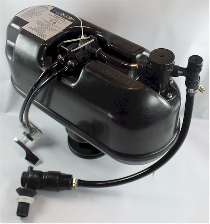 Ecoflush B8104 Parts : Gerber eco flush gallon liter system model no