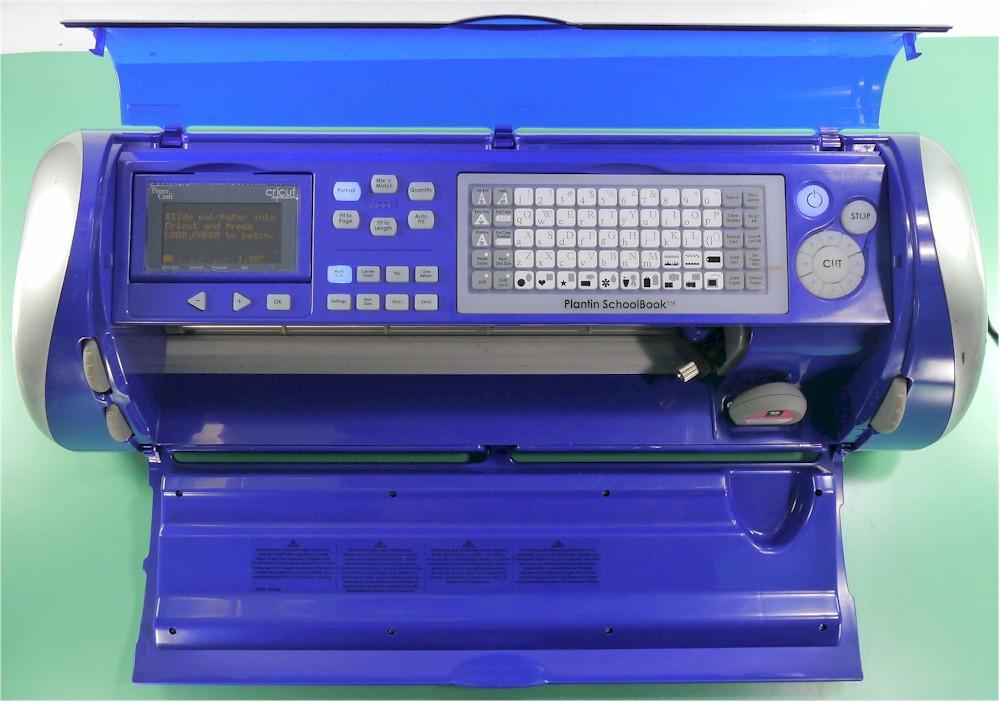 Provo craft cricut expression crex001 electronic cutting for The cricut craft machine