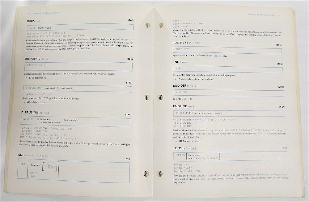 Hewlett Packard 38g calculator Manual