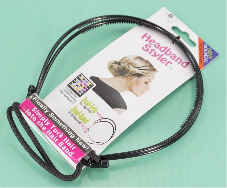 new localoc headband styler styling hair clip headband black ebay
