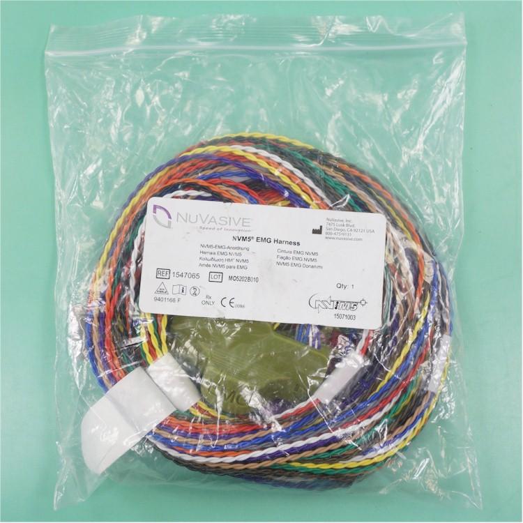 NEW NuVasive NVM5 EMG Harness   eBay